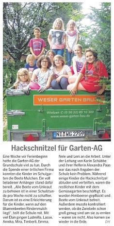 Garten-AG©Die Harke