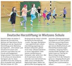 Deutsche Herzstiftung©Die Harke