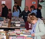 Besucher der Bücherbörse 2019