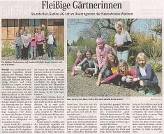 """Seite 24 aus """"Die Harke"""" am 18.04.2015©Die Harke"""